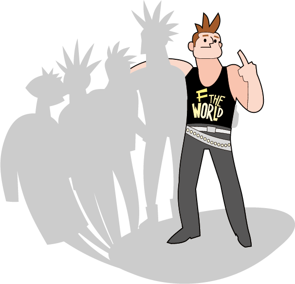 Die Punk-Phase