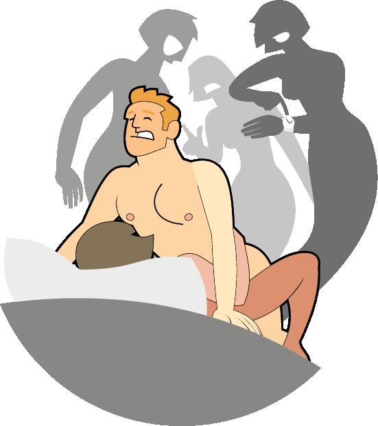 Leistungsdruck im Bett