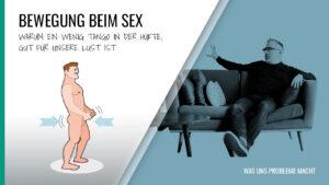 Beitragsbild, Bewegung beim Sex